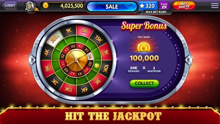 Caesars Casino: Casino & Slots screenshot-3