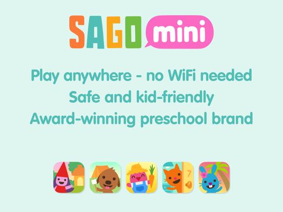Sago Mini Fun Fair screenshot 14