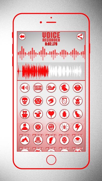 Voice Recorder & Modifier screenshot-3