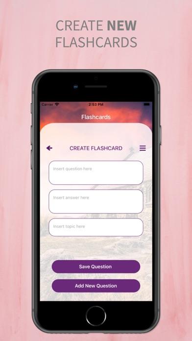 Dental Hygien Flashcard screenshot 3