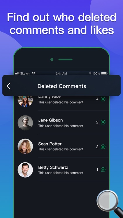 IG Followers - Tracker Insight screenshot-6