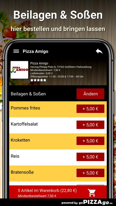 Amigo Ostfildern Parksiedlung screenshot 6
