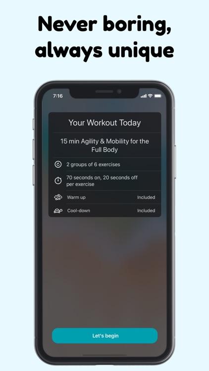 Fitness Coach by JumpyCat screenshot-3