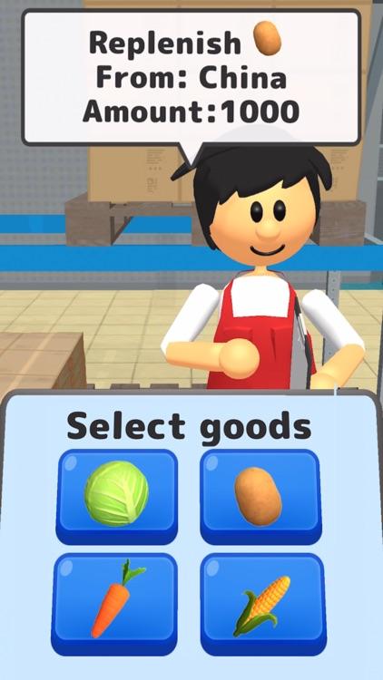 Shop Master 3D - Grocery Game screenshot-3