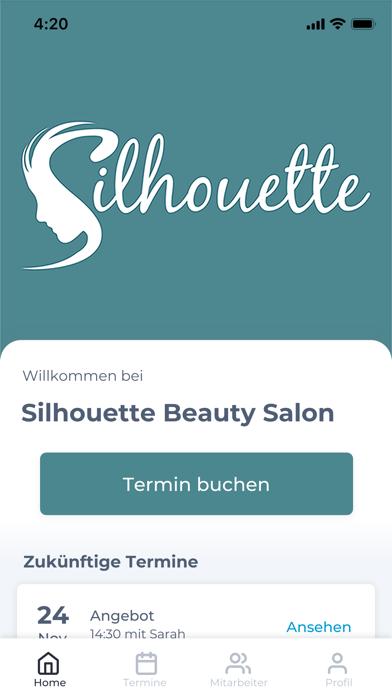 Silhouette Beauty SalonScreenshot von 1