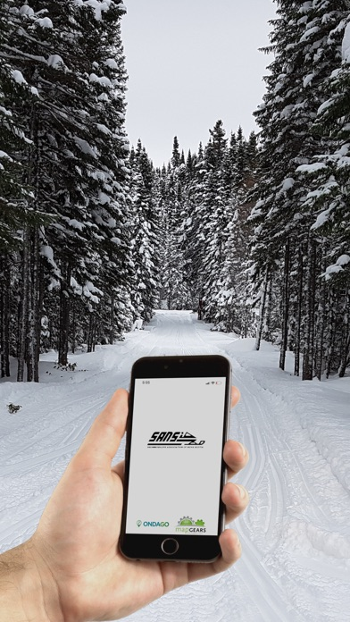 GoSnowmobiling SANS 2020-2021 screenshot 1