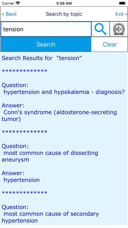 USMLE Exam Review 6000 Quiz screenshot-7