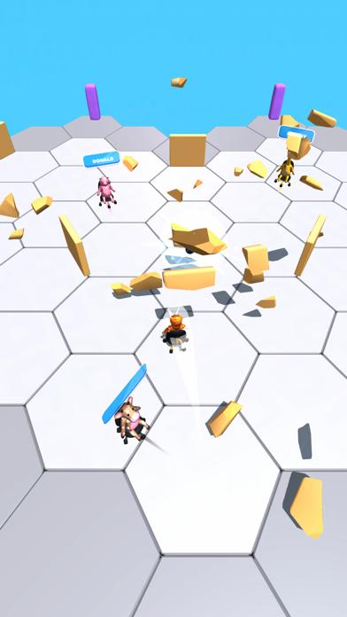 Chair Riots.io screenshot 3