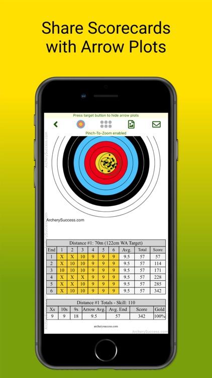 ArcherySuccess - Score & Plot screenshot-4