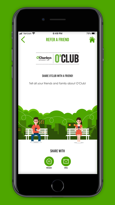 Download O'Charley's O'Club for Android