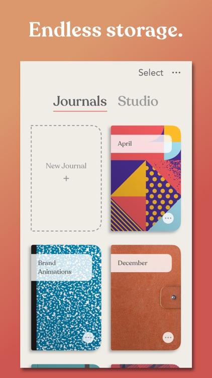 Zinnia Journal & Planner screenshot-5