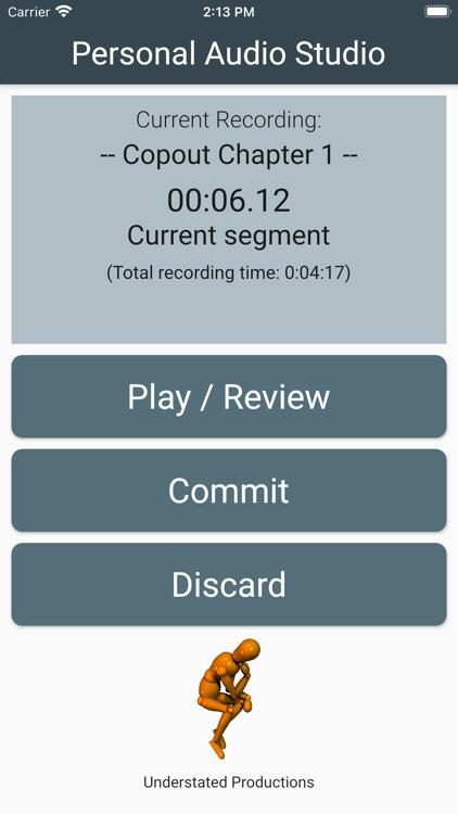Personal Audio Studio screenshot-3