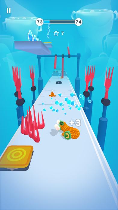 Pixel Rush - Survival Run screenshot 7