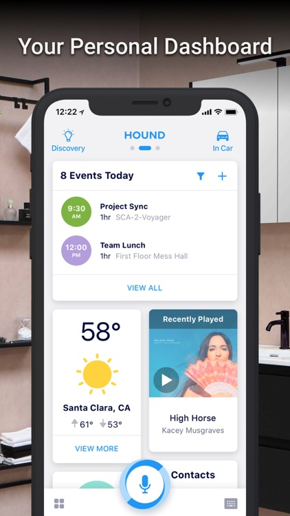 HOUND Voice Search & Assistant screenshot-5