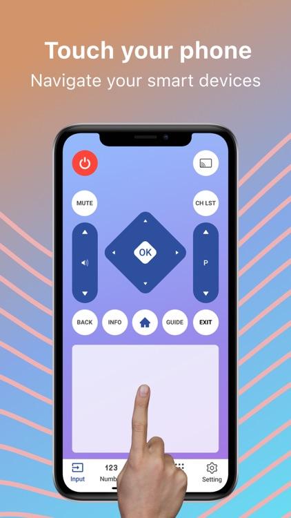 Remote control for Samsung screenshot-6