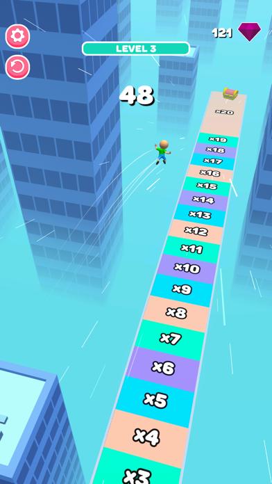 Roof Jumper 3D screenshot 6
