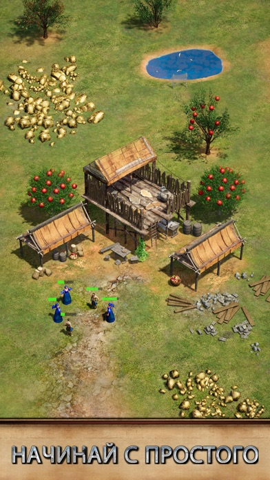 Rise of Empires: Fire and War для ПК 1