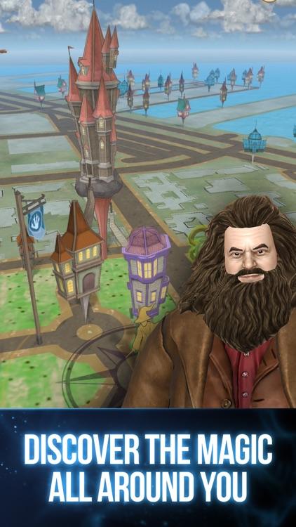 Harry Potter: Wizards Unite screenshot-3