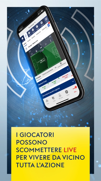 Sky Bet Scommesse Calcio screenshot-3