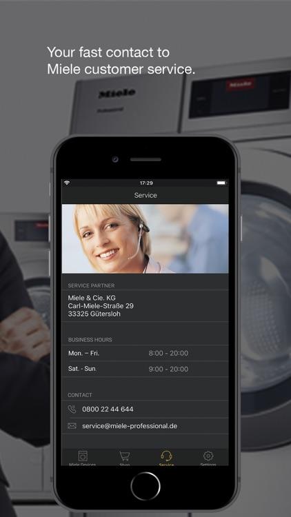 MielePro@mobile screenshot-4