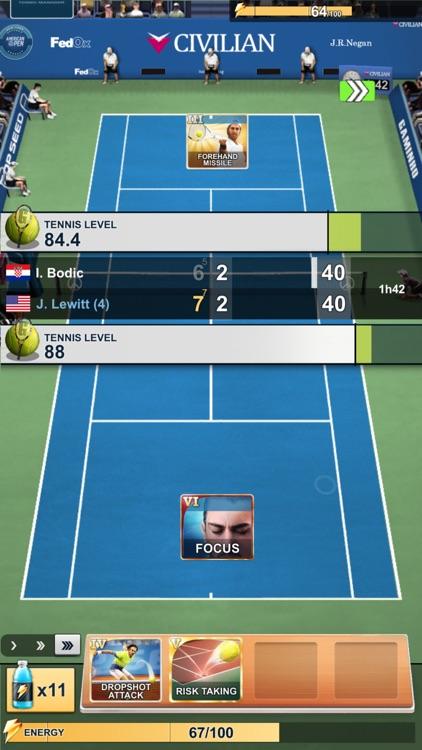 TOP SEED Tennis Manager 2021 screenshot-7