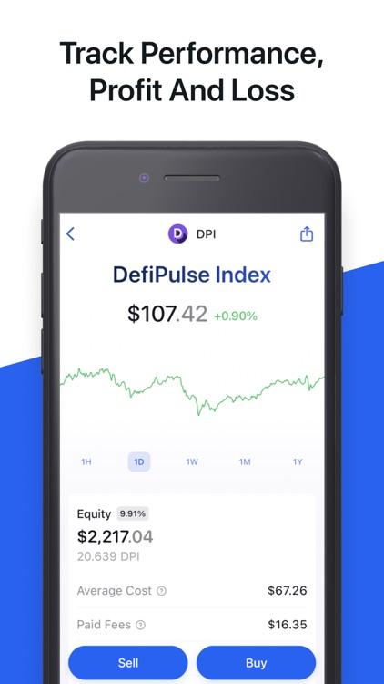 Zerion: Invest in DeFi screenshot-3