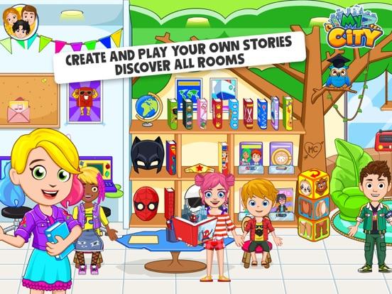 My City : Kids Club House screenshot 12