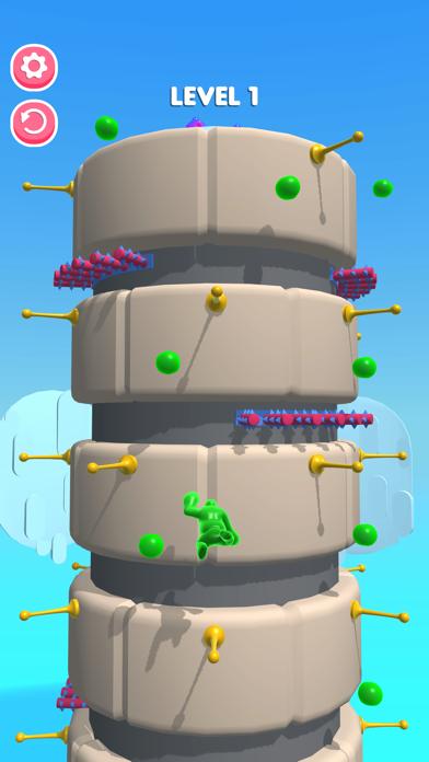 Blob Up! 3D screenshot 5