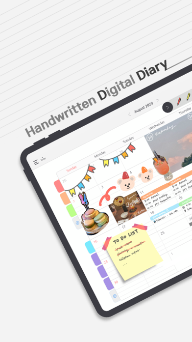 DDiary Pro - Handwritten Diary screenshot 2