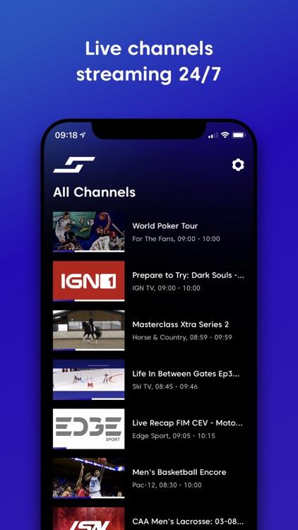 SportsTribal TV: Watch Live