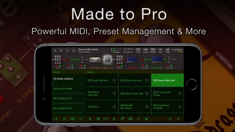 ToneStack PRO Guitar Amps & FX screenshot-7