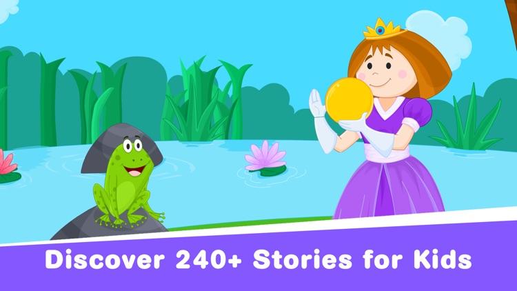 Kids Stories: Learn To Read screenshot-3