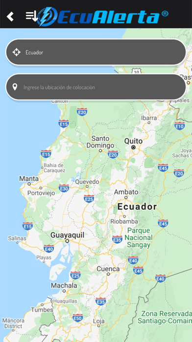 EcuAlivery™Captura de pantalla de1