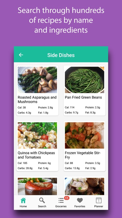 Low-Calorie Recipes