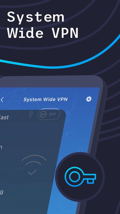 VPN + TOR Browser and Ad Block screenshot-0