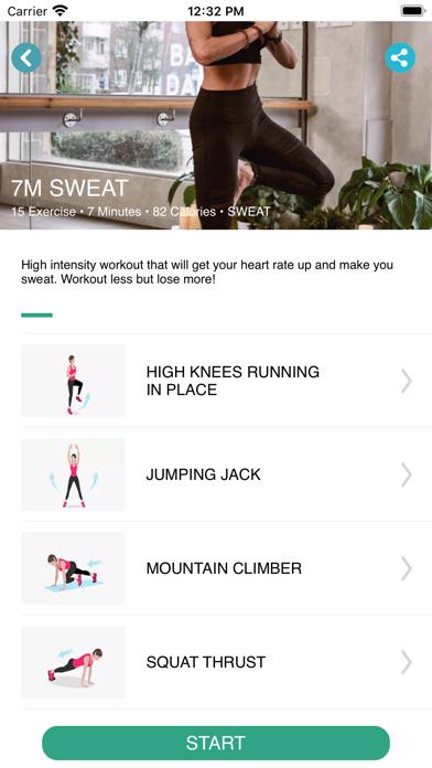 Workout des TagesScreenshot von 4