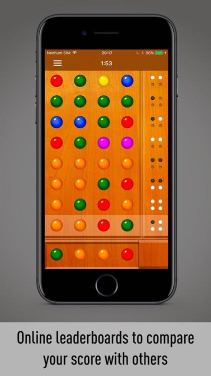 Color Code Breaker screenshot-3