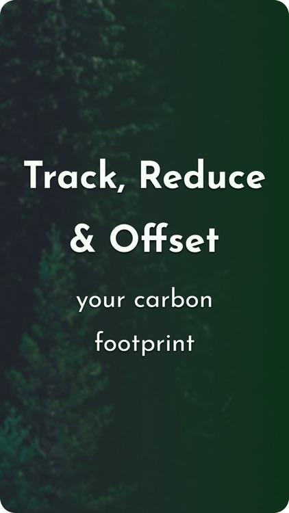 Carbon Footprint & Offsetting screenshot-3