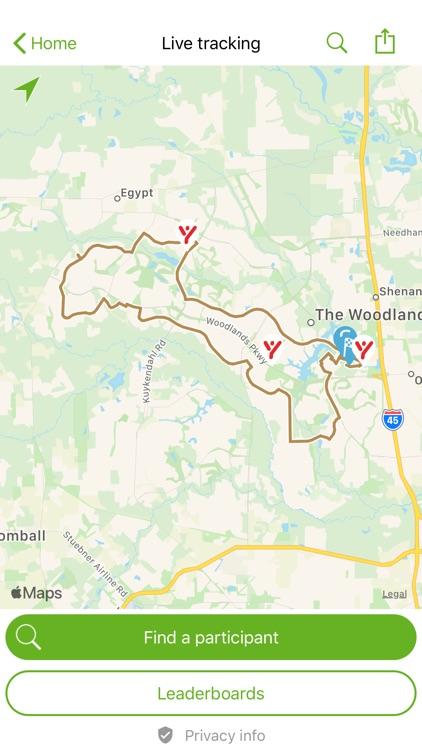 The Woodlands Marathon screenshot-6