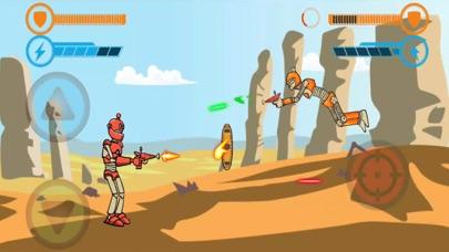 Bot Lazer Fight screenshot 3