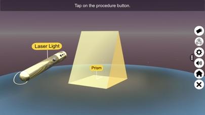 Light Refraction Through Prism screenshot 6