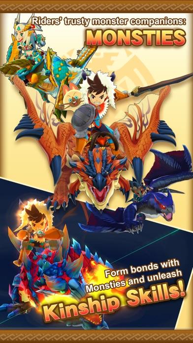 Monster Hunter Stories Screenshot