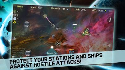 Alien Tribe 2: 4X Space RTS TD Screenshots