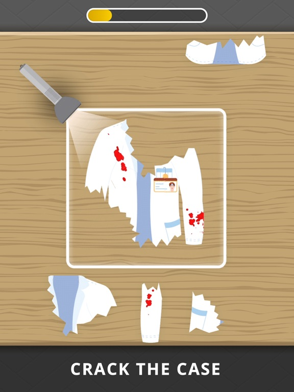 Detective Masters iPad app afbeelding 4