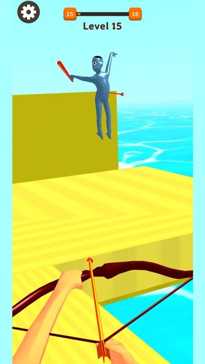 Archer Hero 3D screenshot-4