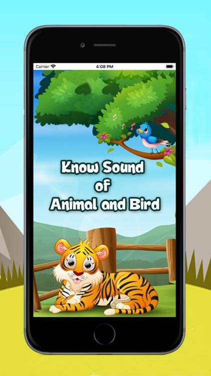 Know Sound of Animal and Bird
