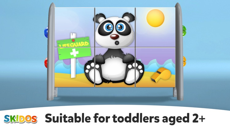 Toddler Puzzle: Games for Kids screenshot-4