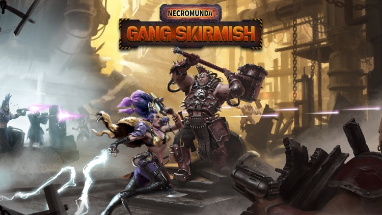 Necromunda: Gang Skirmish