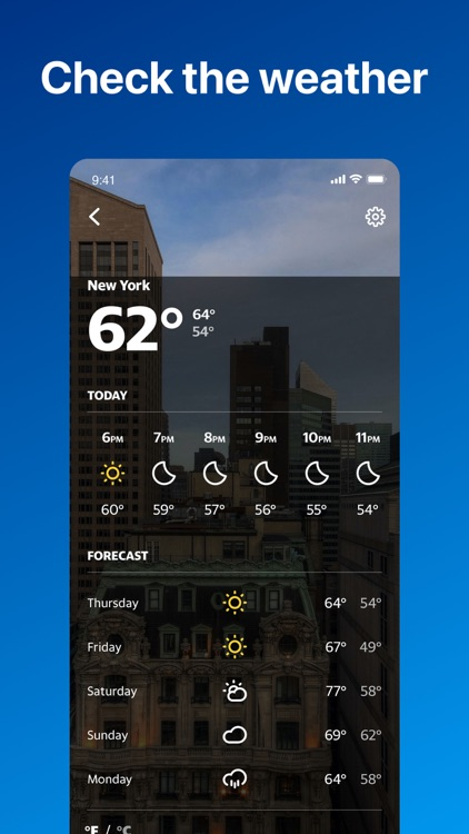 AOL: News Email Weather Video screenshot-3