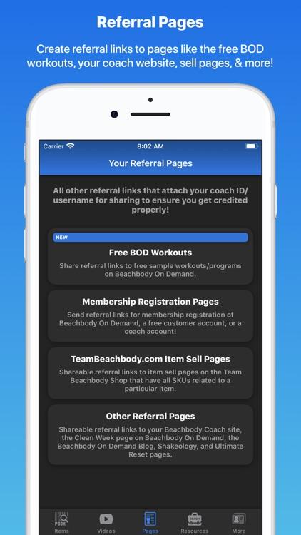 BB Links - Your Coaching Links screenshot-3